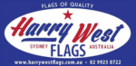 Harry West Flags