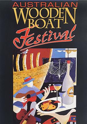 AWBF 1996 Poster