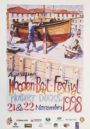 AWBF 1998 Poster