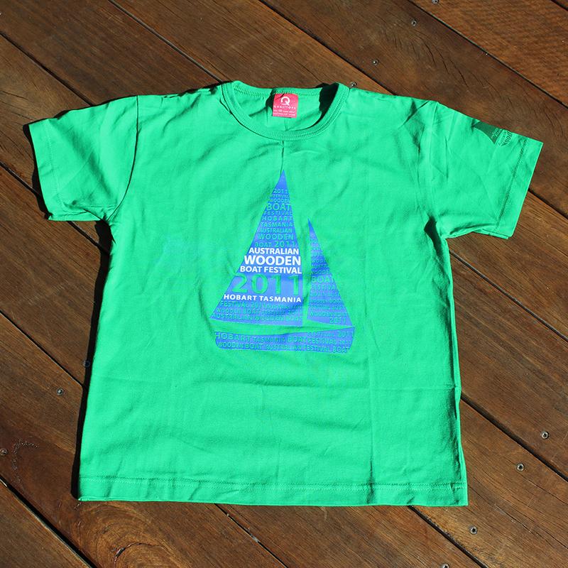 Green Tshirt 800